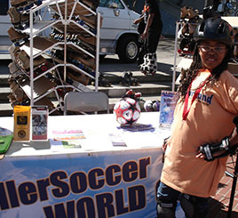 Register for RollerSoccer
